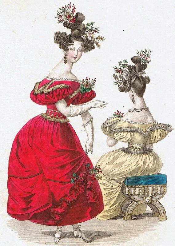 1830 rochie