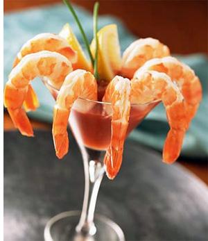cocktail de creveti