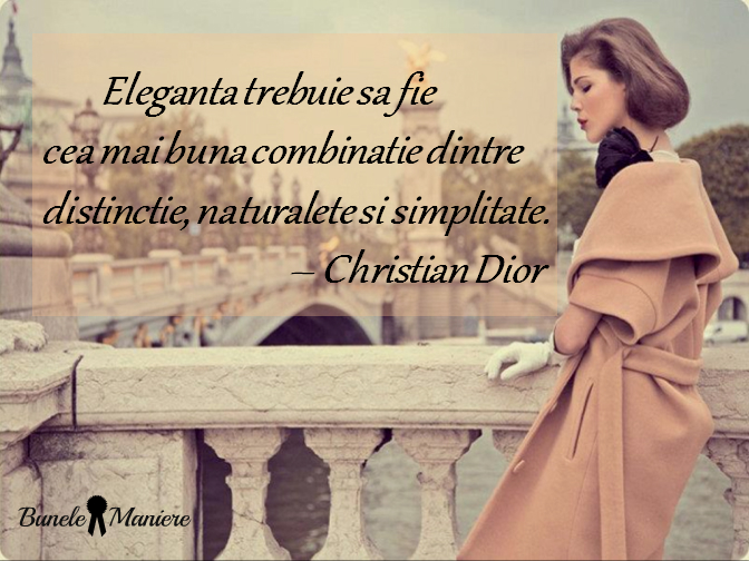 citate despre eleganta Eleganta   Bunele Maniere citate despre eleganta