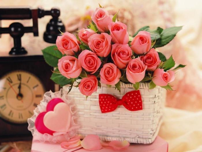 Valantine Flowers Gift