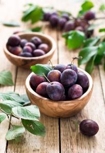 cum se servesc prunele