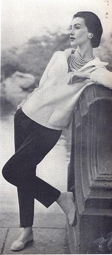 coco chanel 1955