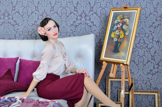 Ida van Munster elegant