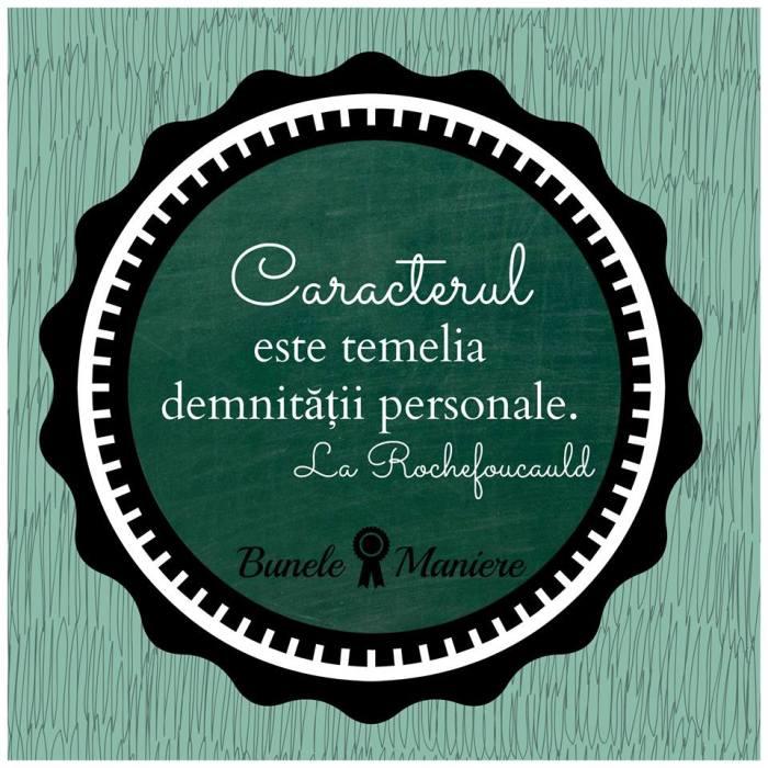 demnitate personala
